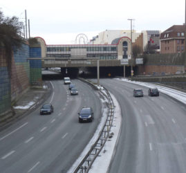 Rénovation de la voie rapide urbaine