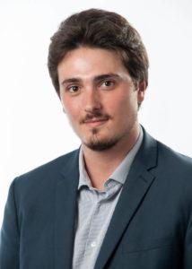 Florian Thieffry, directeur de campagne. Une Equipe dynamique